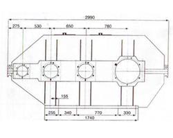 J331-A1960减速机