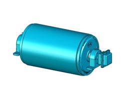 YDB型隔爆油冷式电动滚筒