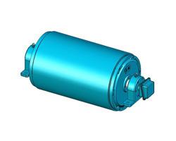 YZ型油冷摆线针轮电动滚筒