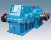 橡塑密炼机主减速机