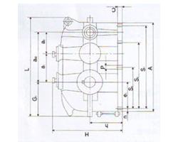 QJR-D(QJB-D)减速机