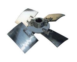 四叶旋桨式搅拌器