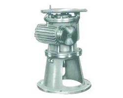 LCW立式圆弧圆柱蜗杆减速器