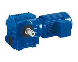 HXS系列斜齿轮-蜗轮减速电机