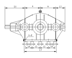 SHZ型减速器